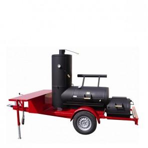"Joe's BBQ Smoker 24"" Chuckwagon trailer"