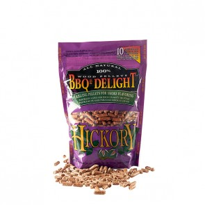 BBQ Delight Hickory Smoking Pellets