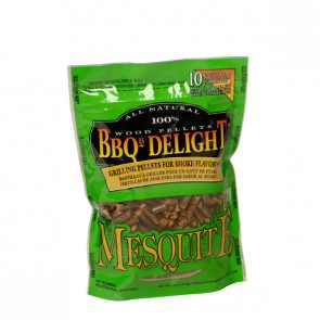 BBQ Delight Mesquite Smoking Pellets