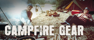 Lodge Logic Campfire Cooking