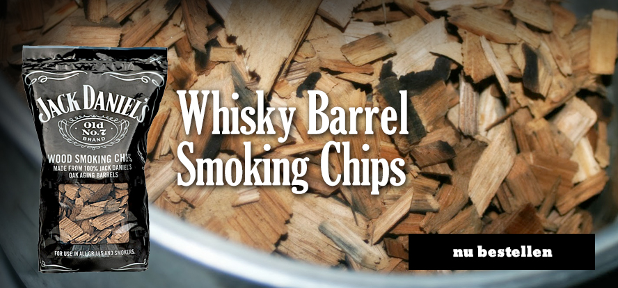 Jack Daniels Smoking Wood Chips