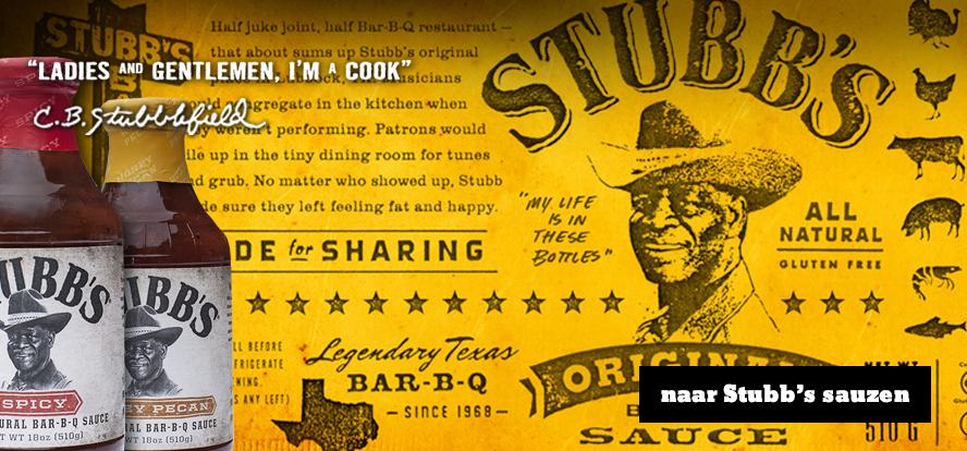 Stubb's BBQ Sauzen